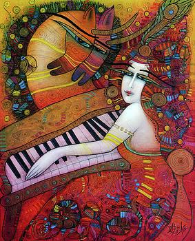 Red by Albena Vatcheva