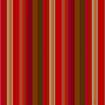 Bamalam  Photography - Red and Gold Stripes