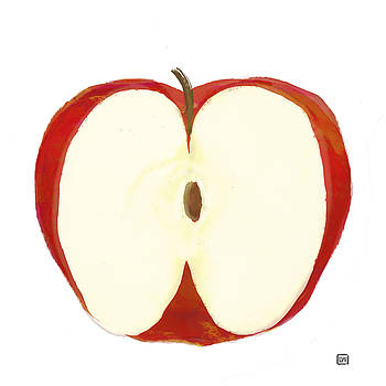 Red Apple II by Lisa Weedn