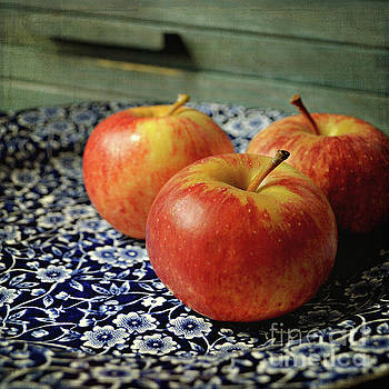 Red Apples by Lyn Randle