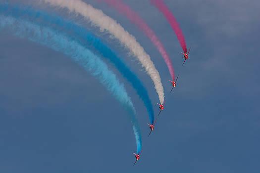 Red Arrows Loop by David Attenborough