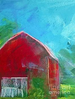 Red Barn by Lisa Dionne