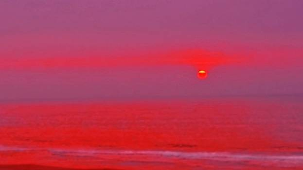 Red Beach by Jennifer Fliegel