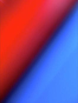 Red Blue by CML Brown