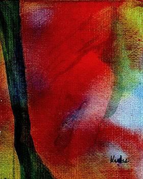 Red Boudoir by Susan Kubes