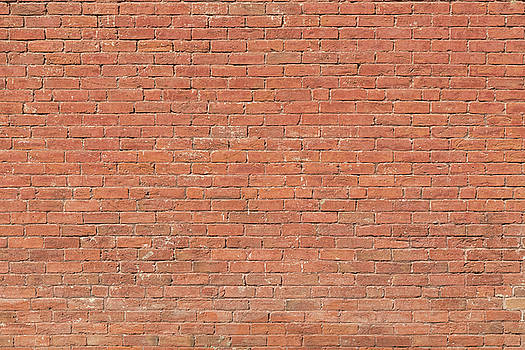 Red Brick Wall by James BO Insogna