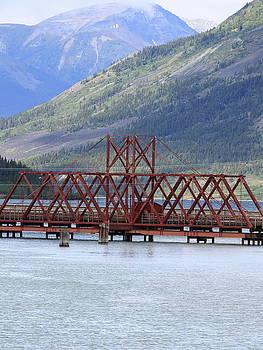 Red Bridge by Kimberly VanNostrand