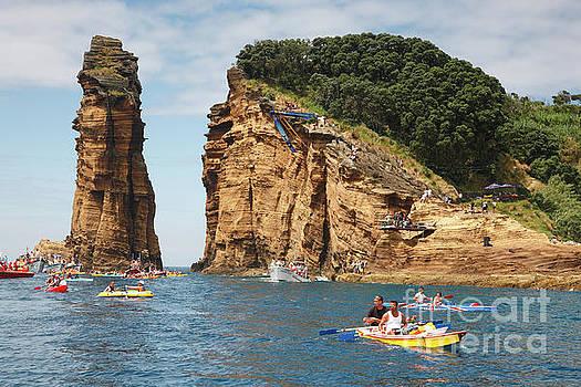 Gaspar Avila - Red Bull Cliff Diving