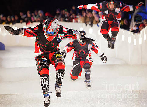 Wayne Moran - Red Bull Crashed Ice St Paul 3