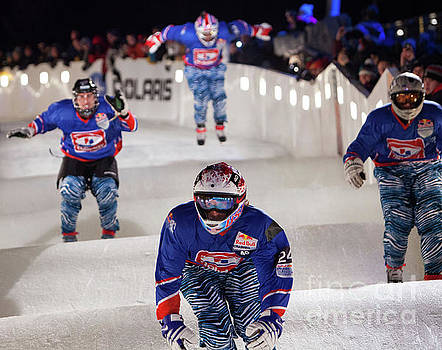 Wayne Moran - Red Bull Crashed Ice St Paul 4