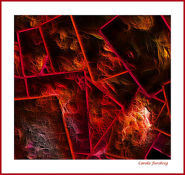 Red Chocolate by Carola Ann-Margret Forsberg