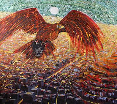 Red City by Aldo Carhuancho herrera