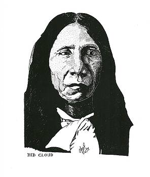 Red Cloud by Clayton Cannaday