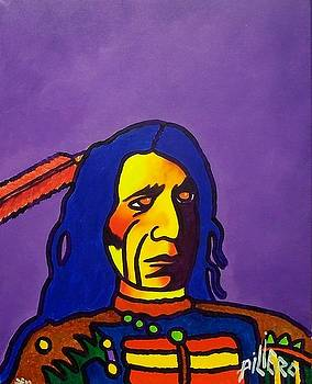 Red Cloud by Nick Piliero