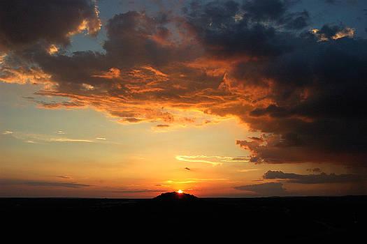Robert Anschutz - Red Clouds
