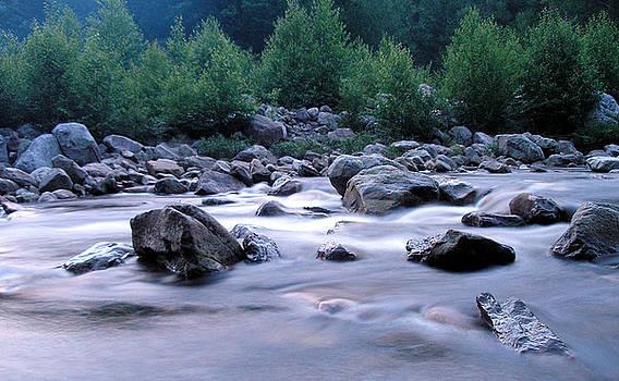 Red Creek by Scott Heister