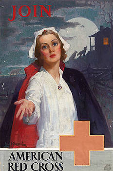Red Cross by Harold Shull