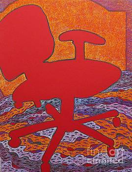 Red Dancer by Heather McFarlane-Watson