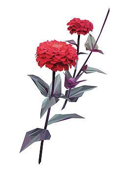 Red by David Lange