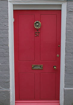 Red Door 57 by Joshua Ackerman
