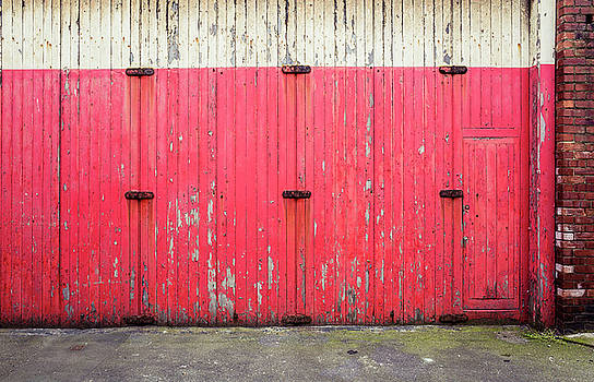 Red Door by Nick Barkworth