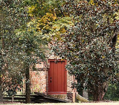 Red Door by Joi High