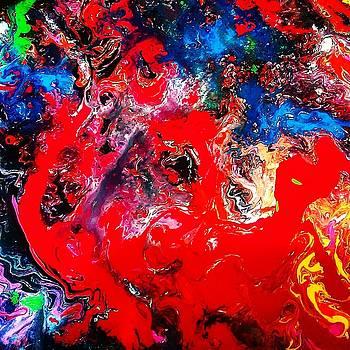 Red. Dragon by Arturo Cisneros
