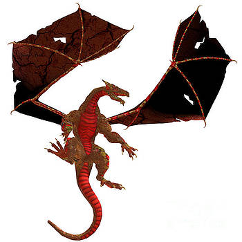 Corey Ford - Red Dragon