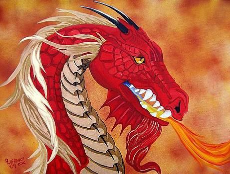 Red Dragon by Debbie LaFrance