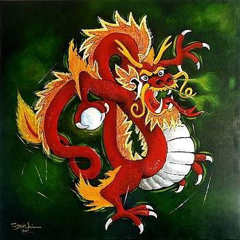 Red Dragon by Eddie Lim