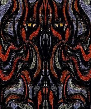 Red Dragon by Matt Lennon