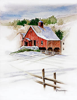 Red Farm by Denise Armstrong