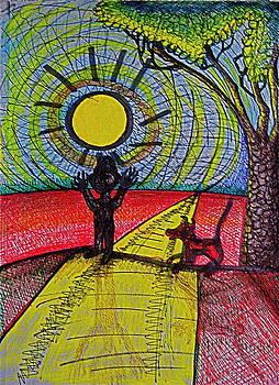Stephen Hawks - Red Fields