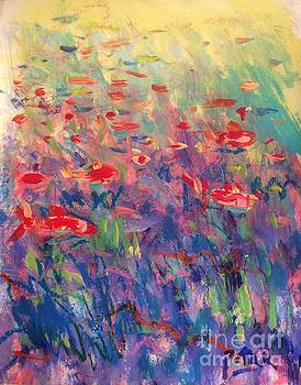 Red Fish by Russ Potak