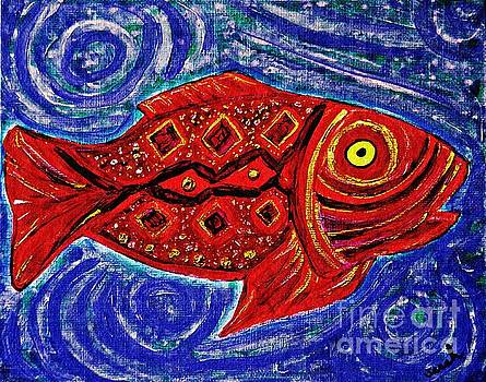 Sarah Loft - Red Fish