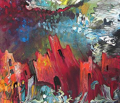 Miki De Goodaboom - Red Forteresse