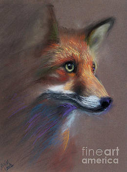 Red Fox by Michelle Wolff