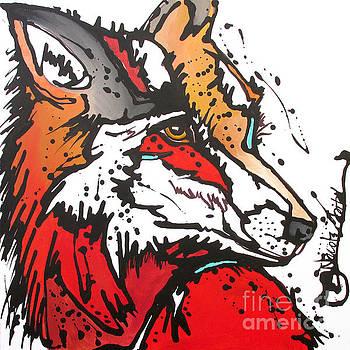 Red Fox by Nicole Gaitan