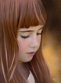 Red Hair ...  by Jacqueline Schreiber