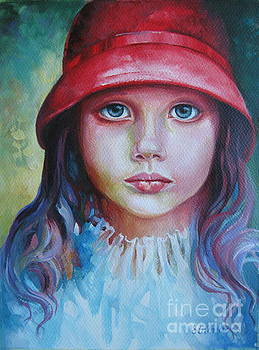 Red hat by Elena Oleniuc