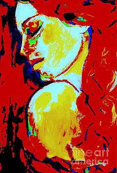 Red head by Helena Wierzbicki