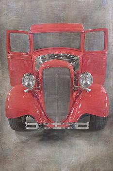 Red Hot Baby by Ramona Murdock