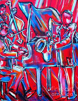 Red Hot Jazz by Karen Sloan