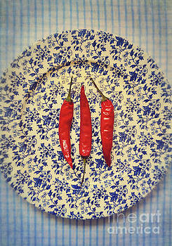Red Hot Peppers by Lyn Randle