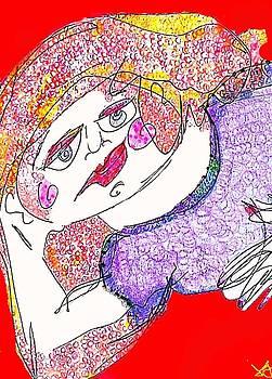 Red by Joyce Goldin