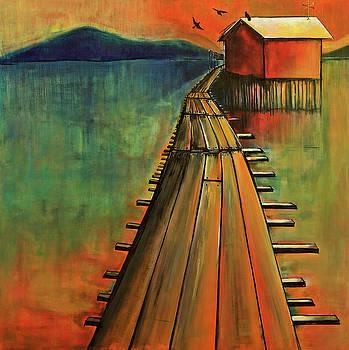 Red June by Nancy Hilliard Joyce