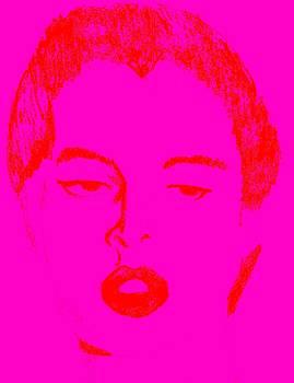 Red Kinski  by Jennifer Ott
