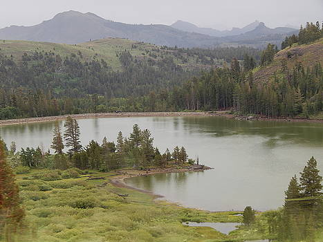 Red Lake  by Susan Ince