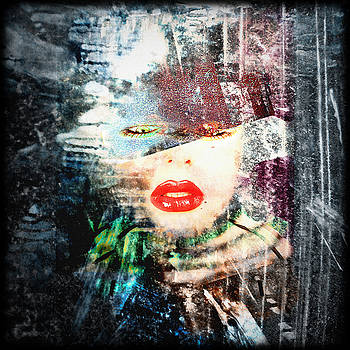 Red Lips by Joao Fe