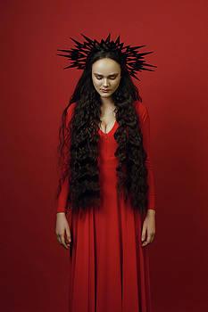 Red Magdalena by Natasha Yankelevich